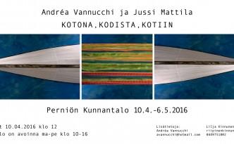 kutsu Andreìa Vannucchi ja Jussi Mattila